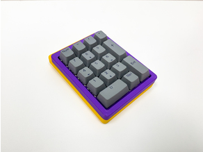 Mechanical Keyboard - SiCK-PAD