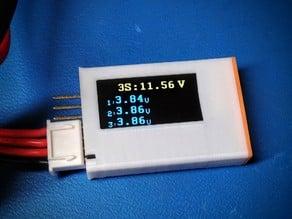 FrSky FLVSS LiPo voltage checker case