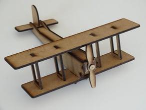 Avión de doble ala