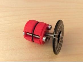 Bike Expanding Headset Plug