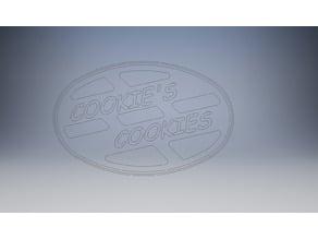 COOKIE'S COOKIES COOKIE CUTTER