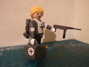 Playmobil compatible MP 40 Gun