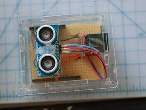 Laser Cut Sensing Platform Node