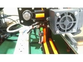 Z endstop mirror adapter Anet E12