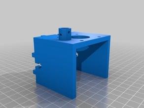 Better I3 Z axis motor mounts