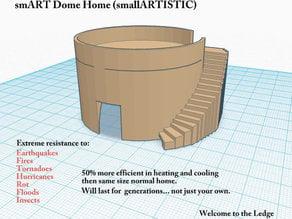 smART Dome Home