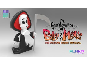 GRIM REAPER(The Grim Adventures of Billy and Mandy)