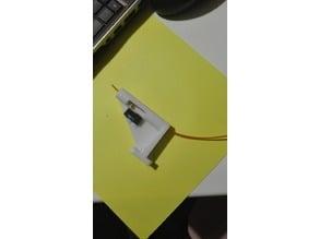 Filament-out detector mount