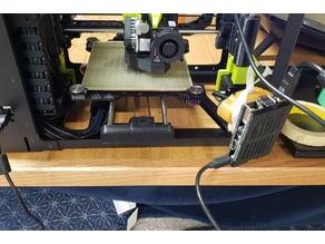 """Lulzbot """"Mini 2"""" Camera and OctoPi mount (Mashup)"""