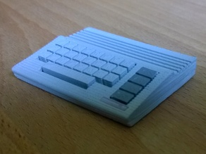 Mini Commodore C64c