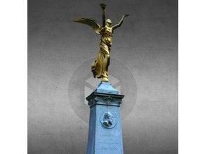 Statue to Juliaan Dillens