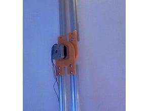 Double 2020 aluminium, NEMA 17 mount (for Robotic Arm)