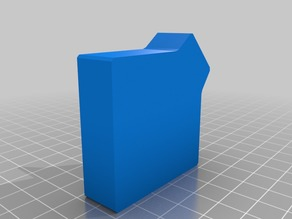 Small Parts Funnel Tray 50x50