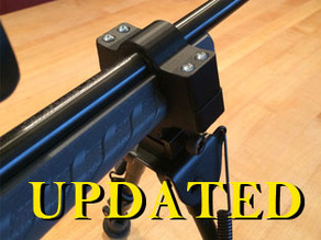 Updated Accessory band for the Ruger® 10/22