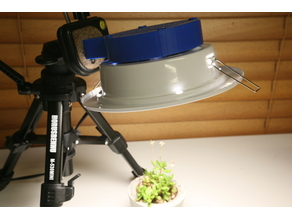 "6"" ceiling Light Camera Mount"