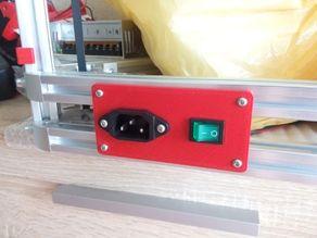 K800 power panel