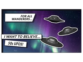 50s UFOs