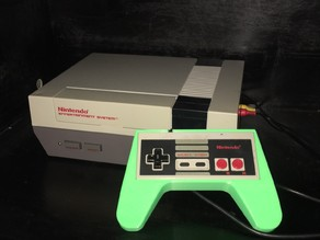 NES Controller Grip