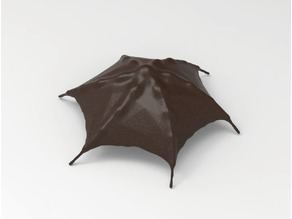 Wing-like Umbrella