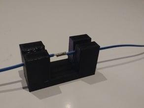 Light cableholder