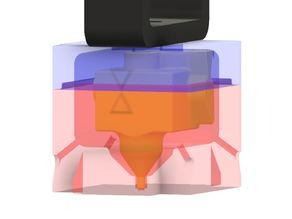 Silicone Sock for E3D v5 - 3KU Delta Printers