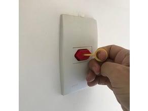 Electrical outlet protection brazilian standard - Proteção para tomadas padrão brasileiro.