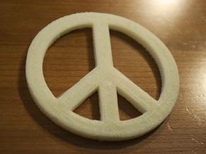 Peace Sign by SLS ST.