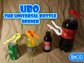 UBO - The Universal Bottle Opener (v1)