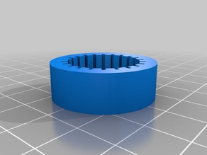 My Customized Parametric Linear Bearing20.5