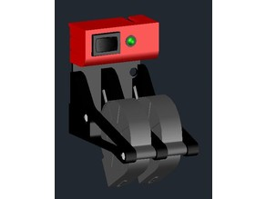 DaVinci 1.0 Pro AiO - PLA Fanduct