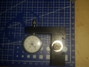 Porte-outils rapide comparateur (dial indicator)