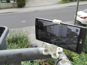 LG G4 mini magnetic Smartphone Mount