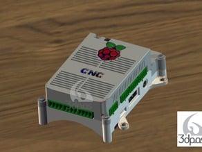 Raspberry Protoneer CNC CASE