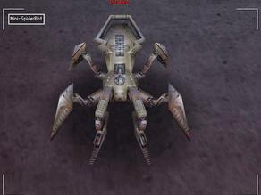 Deus Ex Spider bot