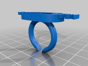 KUHL Makers Text Ring