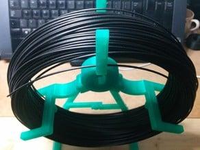 Folded Spool for Proto Pasta coiled filament