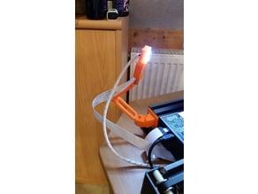 Camera Light (4x Superflux LED)