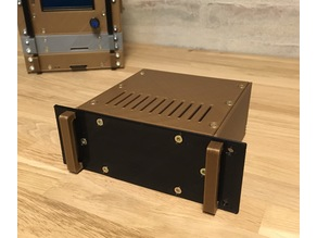 "6"" Rack,  Customizable Cabinet"