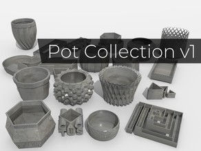 Pot Collection V1