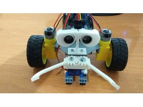 educational robot arduino