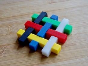 lattice puzzle (remodeled)