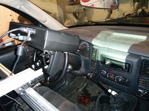 Dodge Dakota 04 Front Middle Dashboard