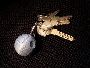 DeathStar keychain