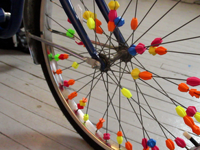 Bicycle Spoke Beads