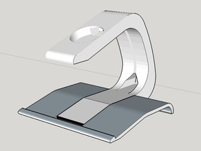Apple Watch Charging Stand with Base for iPhone