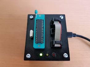 Arduino Atmel Flash Station