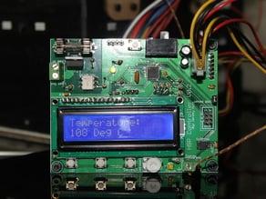 Heated Build Platform Controller V0.2