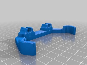 Duplicator 4X Filament Tube Holder