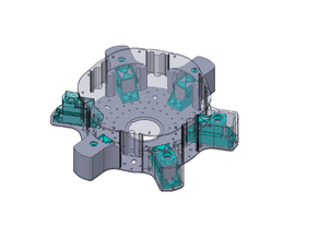 Hexapod Base