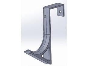 """Strong Door Coat Hanger for 1-3/4"""" Leaf"""